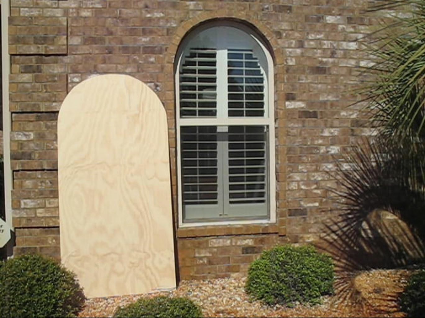 How To Make Your Own Hurricane Shutters